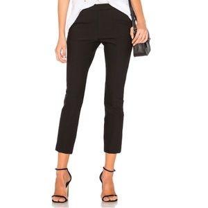 NWT Vince Stove Pipe Cropped Trouser Pants Sz. 12